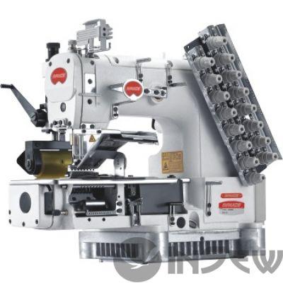 Bruce BRC VC009DI-12064P 12-игольная машина