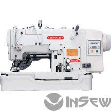 Bruce BRC 781D Механическая петельная машина для текстильных полотен со встроенным приводом