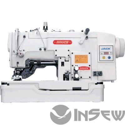 Bruce BRC 783D Механическая петельная машина для текстильных полотен со встроенным приводом
