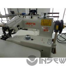 JUSTTA JT-101 промышленная потайного стежка