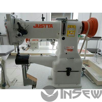 JUSTTA JT-8B высокотехнологичная промышленная рукавная машина
