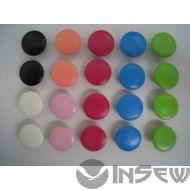 Кнопка большая цветная на заказ
