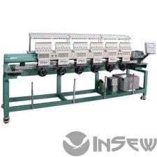 Richpeace RPED-TC-1206-400X680-LW Шестиголовочный вышивальный автомат