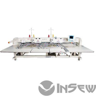 Richpeace RPS-AL-2-800X1200-B1 компьютиризированный двухголовочный швейный автомат портального типа