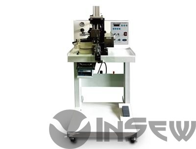 Salli CPN-MF-01 Электромеханическая машина для набивания декоративной фурнитуры