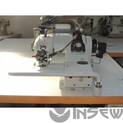 Strobel class 103-180 для различных подшивочных работ для тонких и средних тканей с прохождением поперечных швов