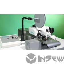 Strobel class 103-258M-IFC1 Однониточная машина потайного стежка для изготовления шлевок