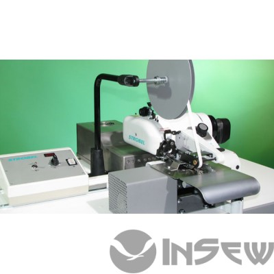 Strobel class 103-258MB-IFC1 Однониточная машина для изготовление шлевок без видимых стежков на лицевой стороне