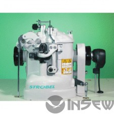 Strobel class 141-40-IFC1 Скорняжная машина однониточного краеобметочного стежка