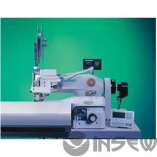 Strobel class 174-140FD-IPC1 Полуавтоматическая швейная установка для однониточного потайного стежка