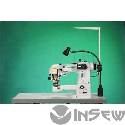 Strobel class K325-40D-IPC1 Двухниточная машина для подшива подкладки рукавов