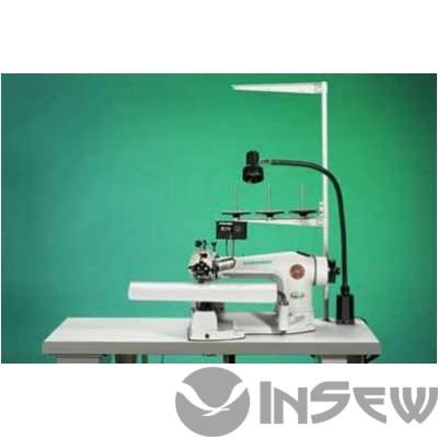 Strobel class 58-4D Промышленная машина для закругленной стежки потайным стежком и приметки