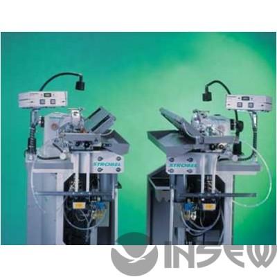 Strobel class KA-ED Электронный автомат для стежки лацканов (две швейные единицы)