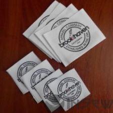 Этикетки и бирки с логотипом на заказ