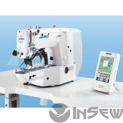 JUKI LK1902ANSS000 Автоматизированная высокоскоростная закрепочная машина для притачивания шлевок на стандартных материалах