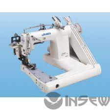 Juki MS1261F/V045S швейная машина двойного стежка с П-образной платформой
