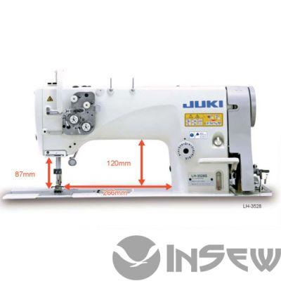 Juki LH3528ASF-A00S Двухигольная швейная машина челночного стежка