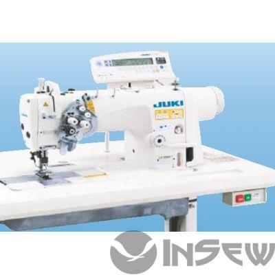 Juki LH3568ASF Двухигольная швейная машина челночного стежка