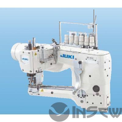 Juki MF3620-L200-B60 4-игольная шестиниточная распошивная машина с двусторонней обрезкой