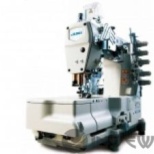 Juki MF-7523 U10 В56 3-игольная пятиниточная плоскошовная швейная машина