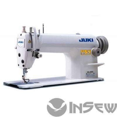 Juki DDL-8100e Универсальная одно игольная швейная машина для легких и средних материалов с сервомотором