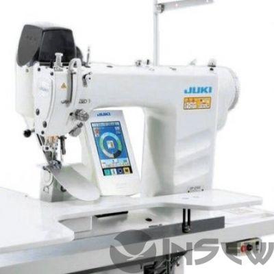 JUKI DP-2100SZ Компьютеризированная швейная машина челночного стежка с колонковой платформой
