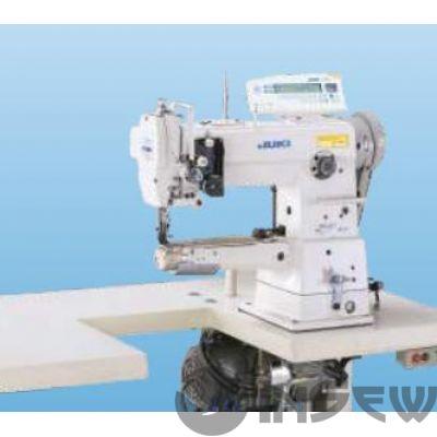 DSC245VU 1-игольная швейная машина челночного стежка с унисонной подачей, цилиндрической платформой и автоматическим смазыванием челнока