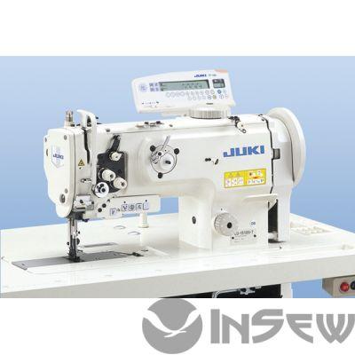 LU1510N-70BBZZ 1-игольная швейная машина челночного стежка с унисонной подачей и большим челноком с вертикальной осью вращения
