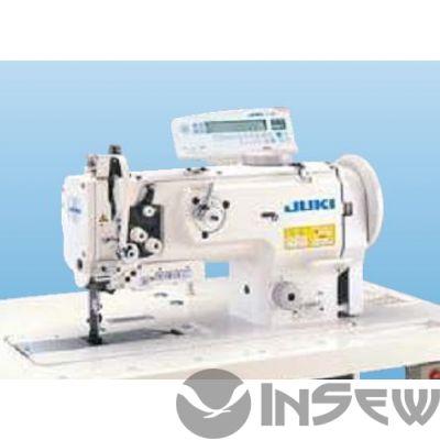 LU1521N-70BBZZ 1-игольная швейная машина челночного стежка с унисонной подачей и большим челноком с вертикальной осью вращения (с протягиванием игольной нити и укороченным остатком нити)