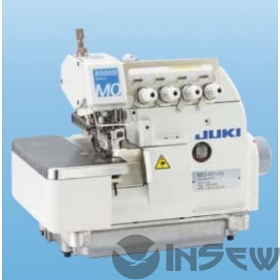 Juki MO6504S 1-игольная трехниточная краеобметочная машина (оверлок)
