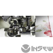 Подшивочная швейная машина MAIER 221–23/1-К для изготовления руликовых швов