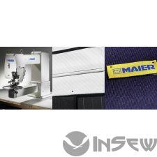 Подшивочная швейная машина MAIER 610 (точечная закрепка)