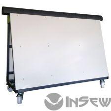 Тележка - козлик для кожи KS-1