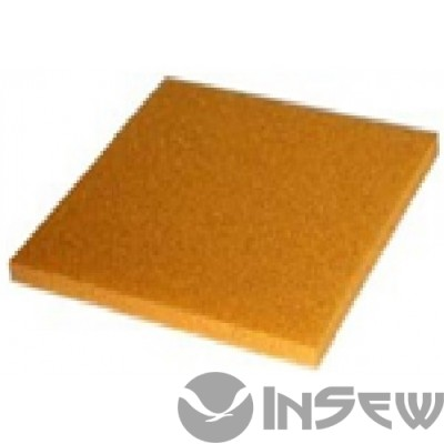 Желтая силиконовая пенка толщ. 7 mm