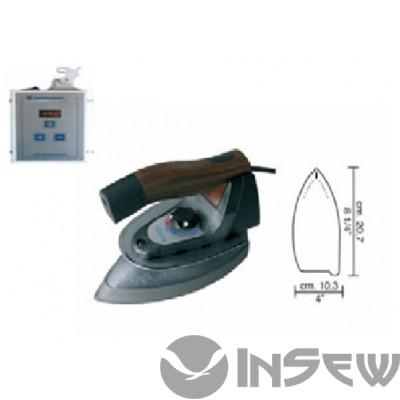 E-EC-289- Электропаровой утюг 1100W с електронным управлением температуры
