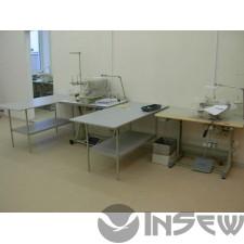 Межстолье для швейного производства 1250*400