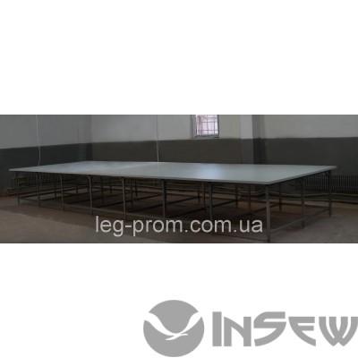 Станина для раскройного стола (металлоконструкция)