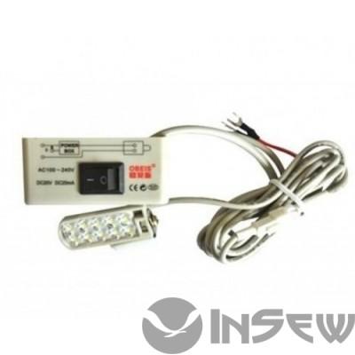 OBS-610MS Светильник магнитный светодиодный