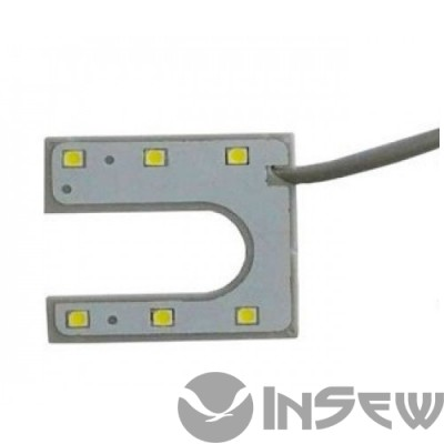 OBS-806MUT Светильник магнитный светодиодный (Подкова)