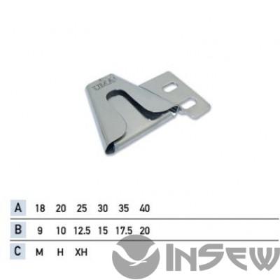 UMA-122 Приспособление для изготовления шлевки встык