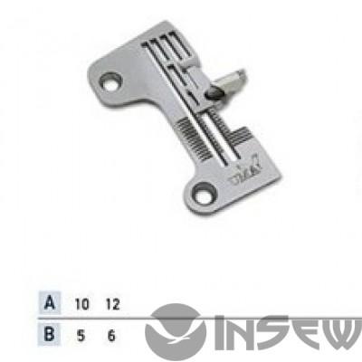UMA-132 Приспособление для окантовки кармана в два сложения