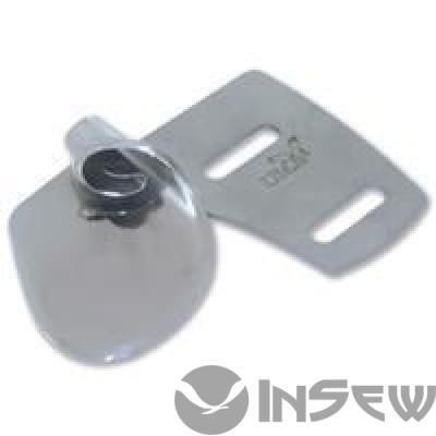 UMA-139 Приспособление для подгибки вверх с закрытым срезом