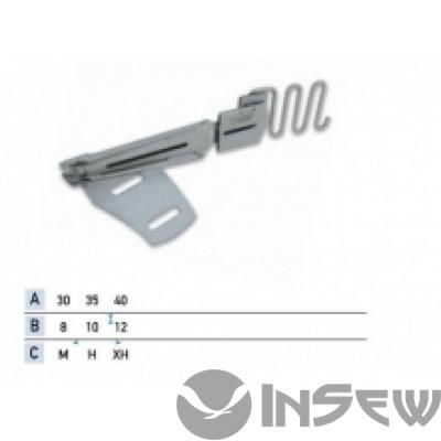 UMA-153 Приспособление для окантовки бейкой в 4 сложения