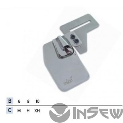 UMA-161 Приспособление для двойной подгибки среза вверх