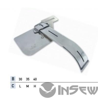 UMA-176-C Приспособление для цельнокроенной планки с клеевой