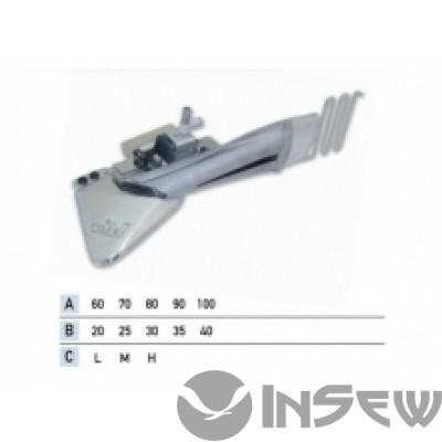 UMA-20 Приспособление для окантовки бейкой в четыре сложения