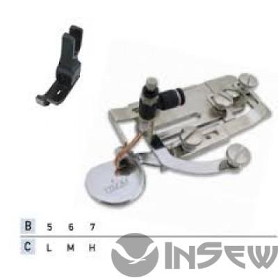 UMA-210-3 Приспособление для двойной подгибки вверх
