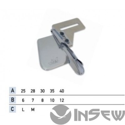 UMA-211-1 Приспособление для притачивания кокетки в плечевой шов