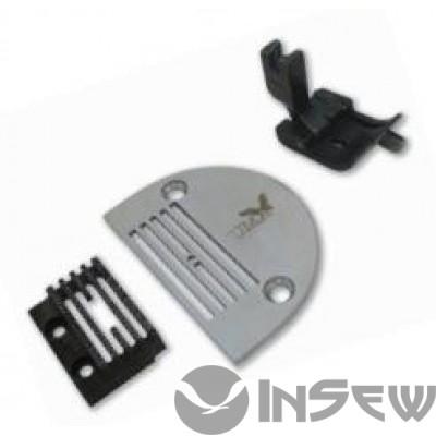 UMA-358 Комплект для втачки рукава в пройму