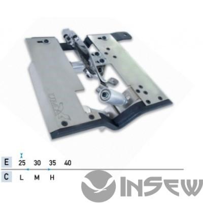 UMA-91 Приспособление для подгибки с закрытым срезом с втачкой поясной резинки